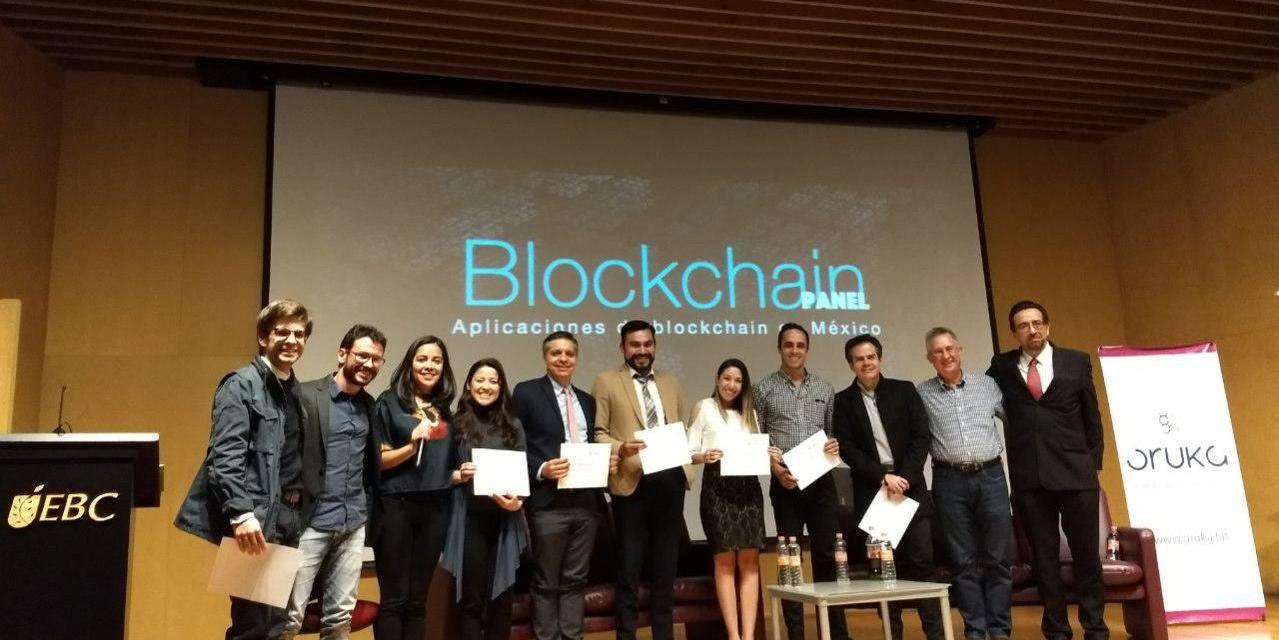Se realizó con éxito el 'Panel Blockchain: Aplicaciones de Blockchain en México'
