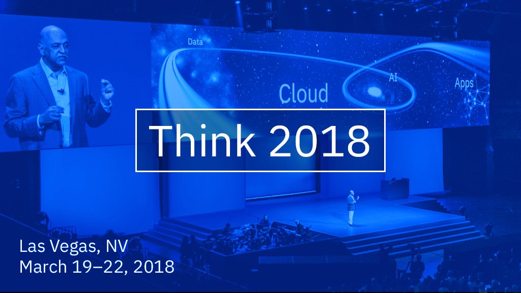 Blockchain tomará Las Vegas con el gran evento IBM THINK 2018