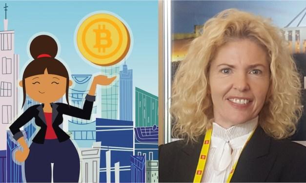 """Katrina Donaghy: """"La protección de nuestros datos con blockchain cambiará la manera de valorarnos como seres humanos"""""""