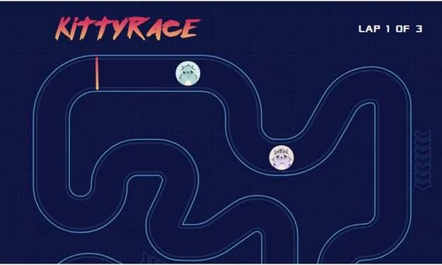 KittyRace pone a los CryptoKitties a correr por un premio