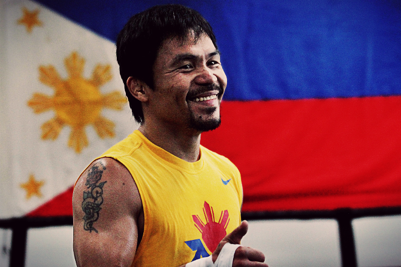 """Boxeador Manny Pacquiao creará su propio """"token de celebridad"""" para contenidos exclusivos"""