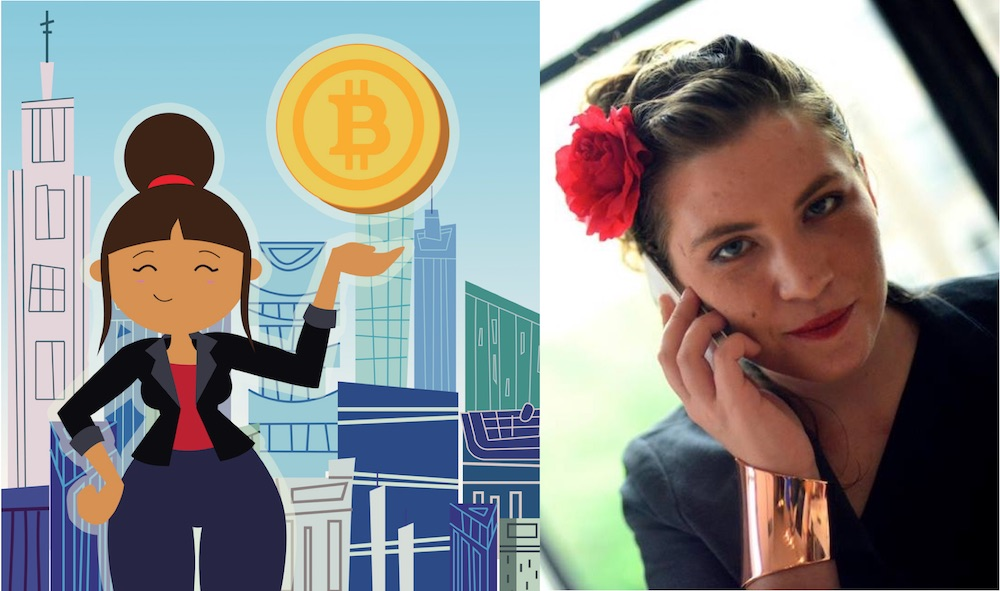 "Susanne Tarkowski Tempelhof: ""blockchain reemplazará los gobiernos existentes"""