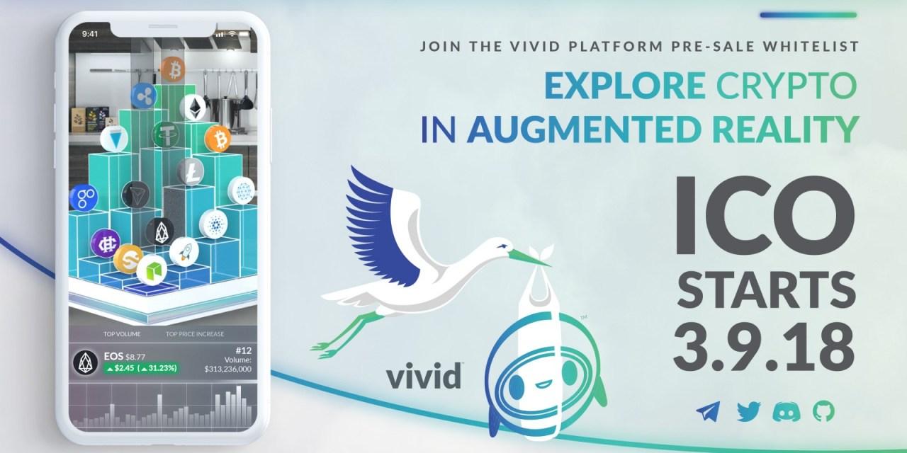 Ya se vendieron la mitad de los tokens disponibles en la pre-venta del VIVID