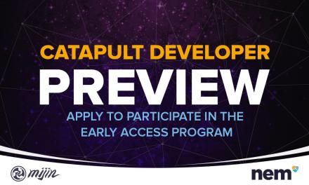 Tokens de utilidad específica, intercambios descentralizados: NEM lanza versión beta de Catapult