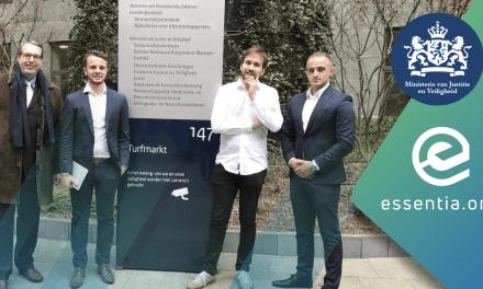 Essentia One propone blockchain para optimizar los controles fronterizos en las rutas de Eurostar