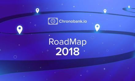 ChronoBank presenta su mapa de ruta para 2018