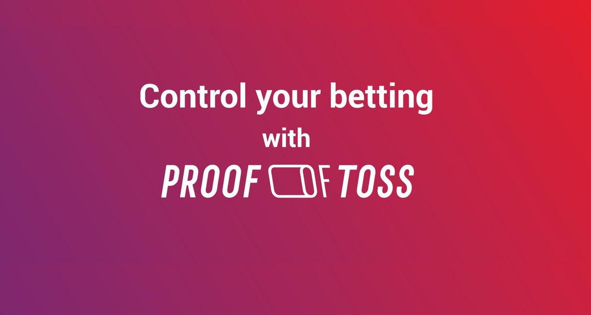 Proof of TOSS es la aplicación blockchain que te permitirá controlar tus apuestas