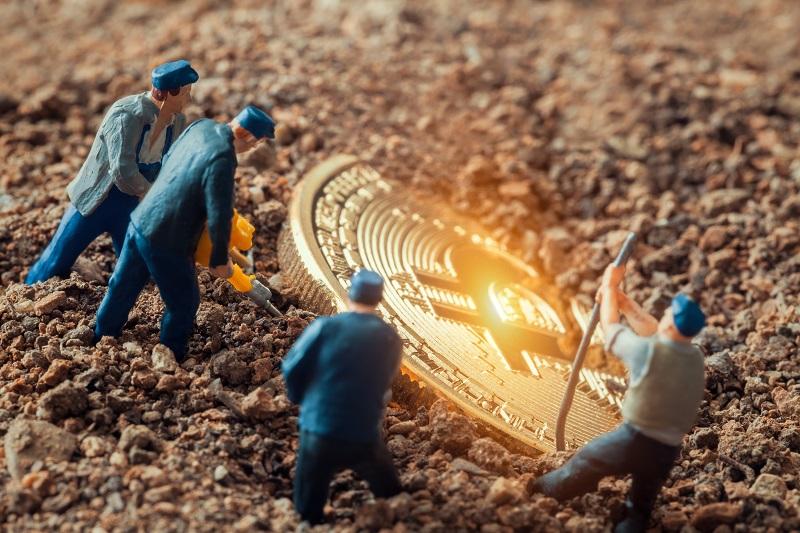 Menos de 4 millones de bitcoins quedan por ser minados