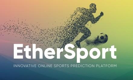 EtherSport, Plataforma Blockchain de predicción de deportes en línea, lanzará segunda ronda de venta de tokens