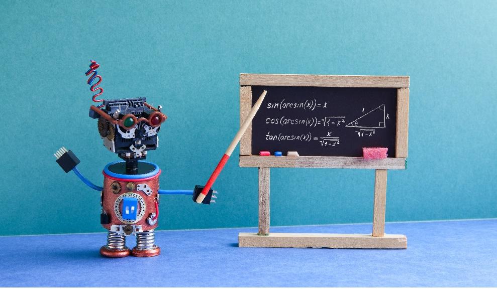 Gane bitcoins y aprenda matemáticas mientras programa a un robot