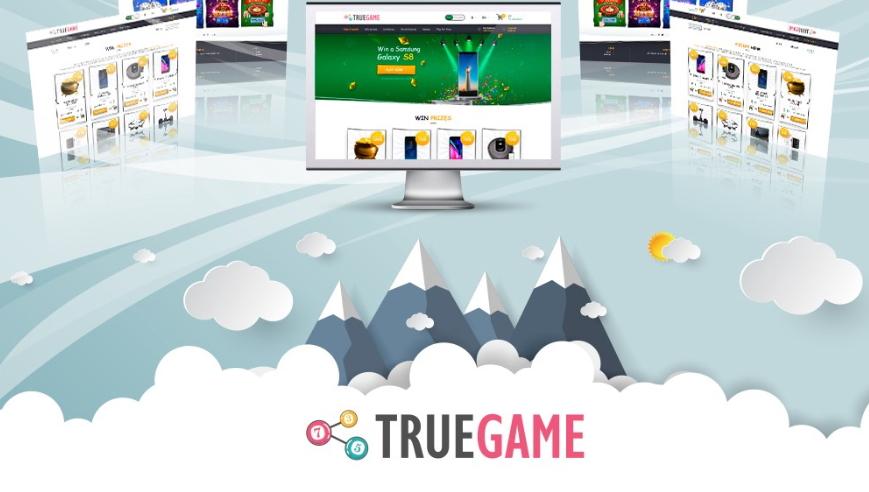 Truegame ofrece una plataforma única de juegos sustentada en la tecnología blockchain