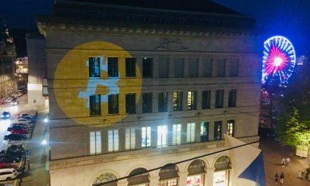 Tiñen de Bitcoin al Banco Nacional de Suiza