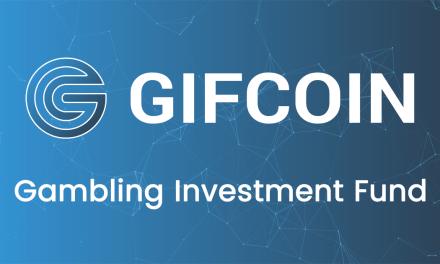 GIFcoin iniciará su quinta etapa de capitalización para el desarrollo de su plataforma de apuestas
