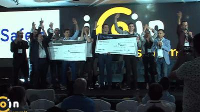 Safein gana la batalla de ICOs y 250.000 USD en iCoinSummit 2018