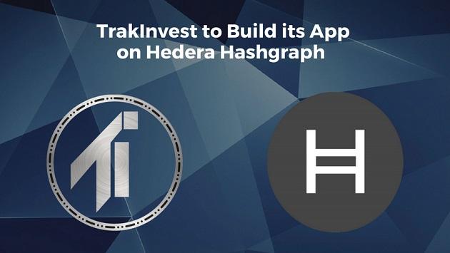 TrakInvest construirá su aplicación en la blockchain de próxima generación Hashgraph de Hedera
