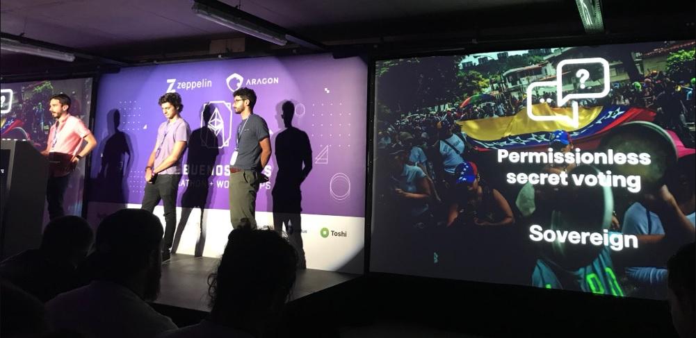 """Equipo venezolano gana el hackathon ETH Buenos Aires con su proyecto """"Tu cédula digital"""""""