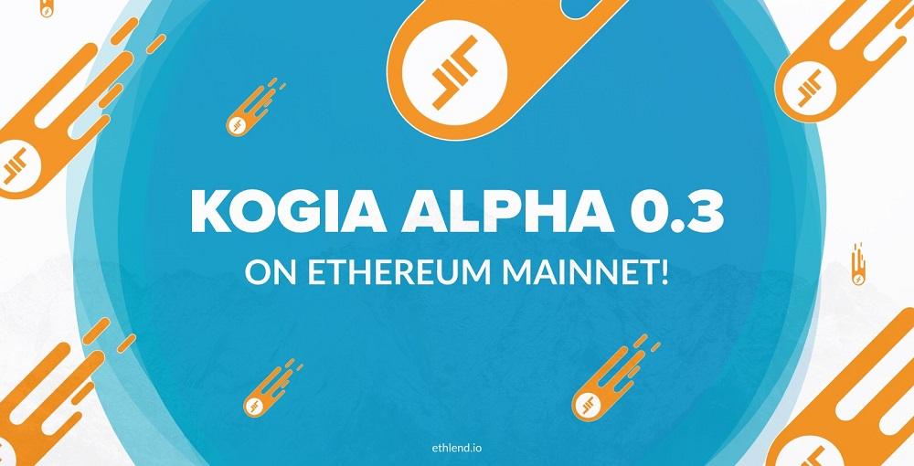 ETHLend lanza versión 0.3 de Kogia y celebra con programa de recompensas
