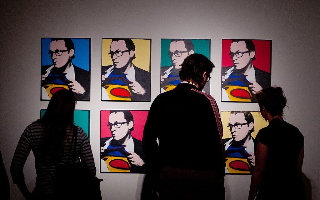 Subasta de arte en blockchain incluirá obra de Andy Warhol
