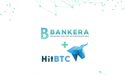 Token BNK de Bankera cotizará en HitBTC