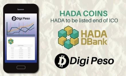 HADA Coin, la moneda digital de Hada DBank, cotizará en la casa de bolsa DigiPeso
