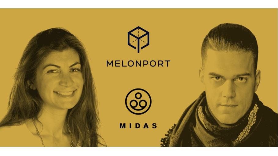 Cofundadores de Melonport se convierten en asesores de la aplicación Midas