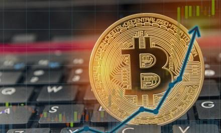 Precio de bitcoin da un salto de 10% por liquidación de contratos de futuros de CME