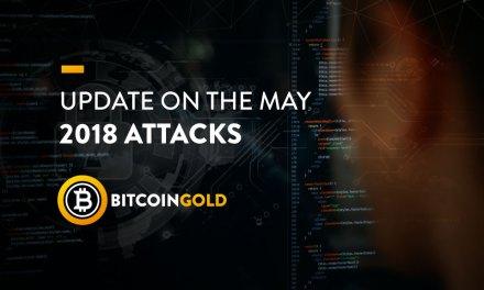 Los recientes ataques a la red de Bitcoin Gold no ocurren por un error de código
