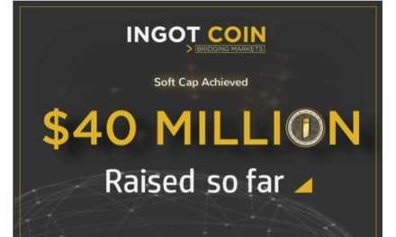 INGOT COIN anuncia que ha alcanzado el tope mínimo en su pre-ICO