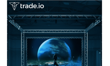 trade.io anuncia el lanzamiento oficial de su altamente esperada y personalizable casa de bolsa de Criptoactivos