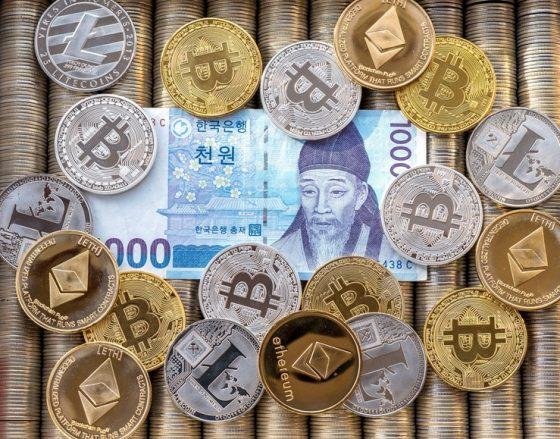 Provincia de Corea del Sur planea utilizar su propia criptomoneda