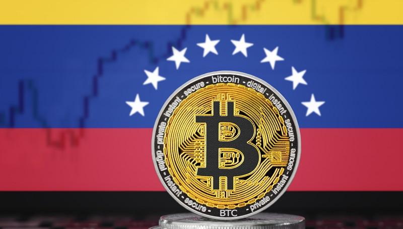 Descargas, búsquedas y volumen de intercambio para Bitcoin aumentan en Venezuela