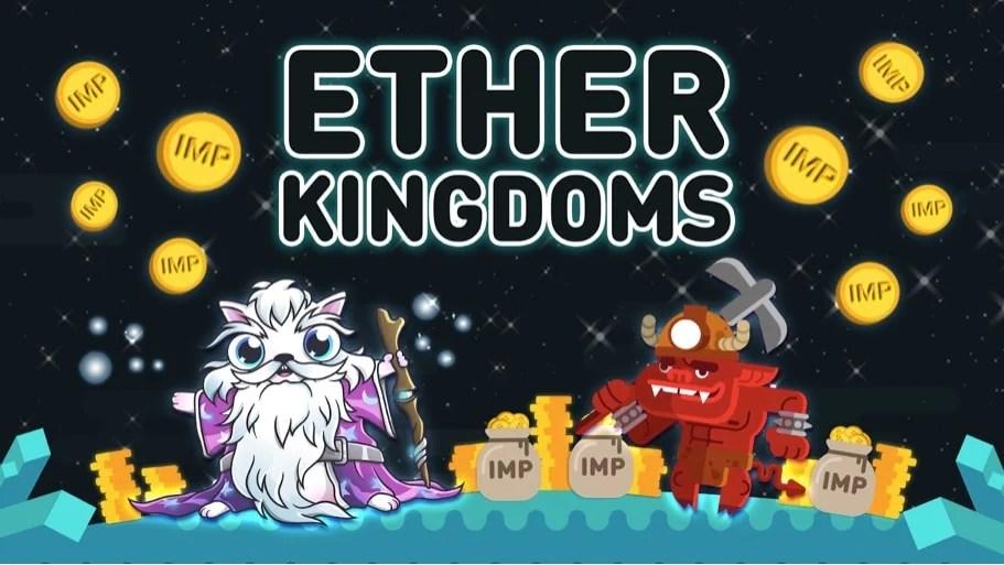 Ether Kingdoms, primer cripto juego de minería PoS, finaliza la prueba beta