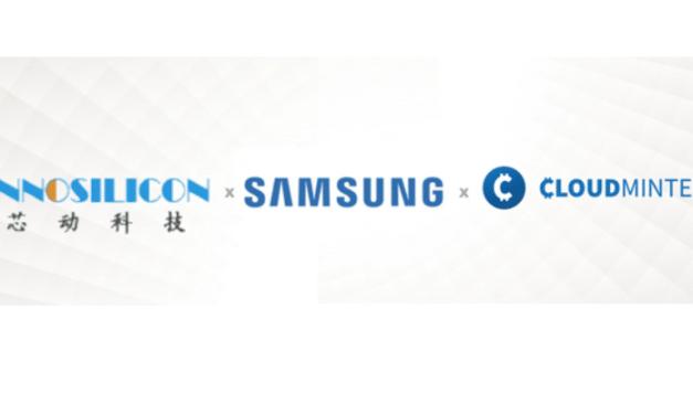 Innosilicon, líder en la fabricación de equipos ASIC, anuncia alianza con Cloudminter
