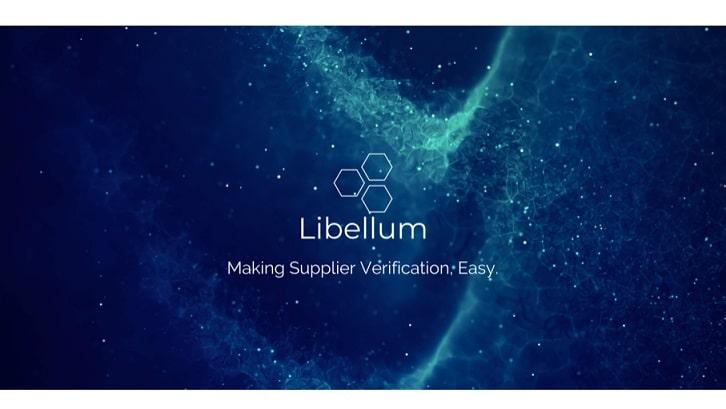 Libellum ofrece verificación instantánea de proveedores mediante tecnología Blockchain