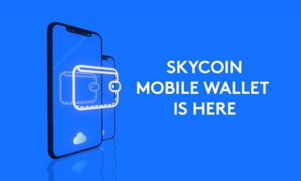 Skycoin anuncia el lanzamiento oficial de monedero móvil Android