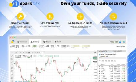 Sparkdex: primera casa de cambio descentralizada de criptomonedas de Hong Kong