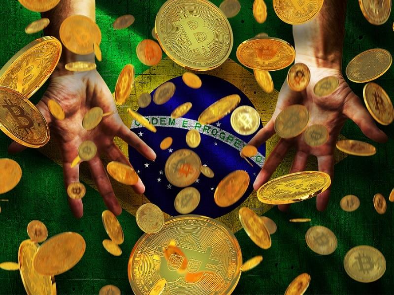 Más de un millón de inversionistas brasileños están en el mercado de las criptomonedas
