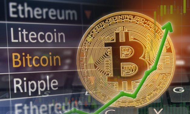 Marcadores de precio de criptoactivos muestran valores alterados en varias casas de cambio