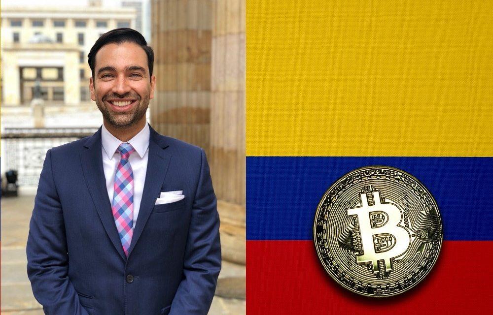 Congresista colombiano Mauricio Toro: Bitcoin está haciendo reaccionar a los bancos