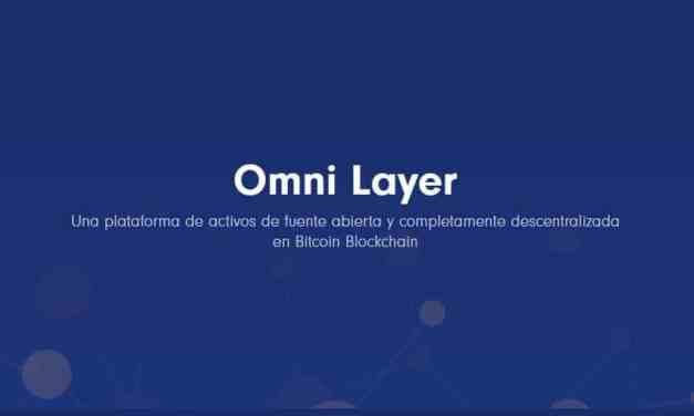 Omni, plataforma basada en Bitcoin para emitir y comerciar tokens