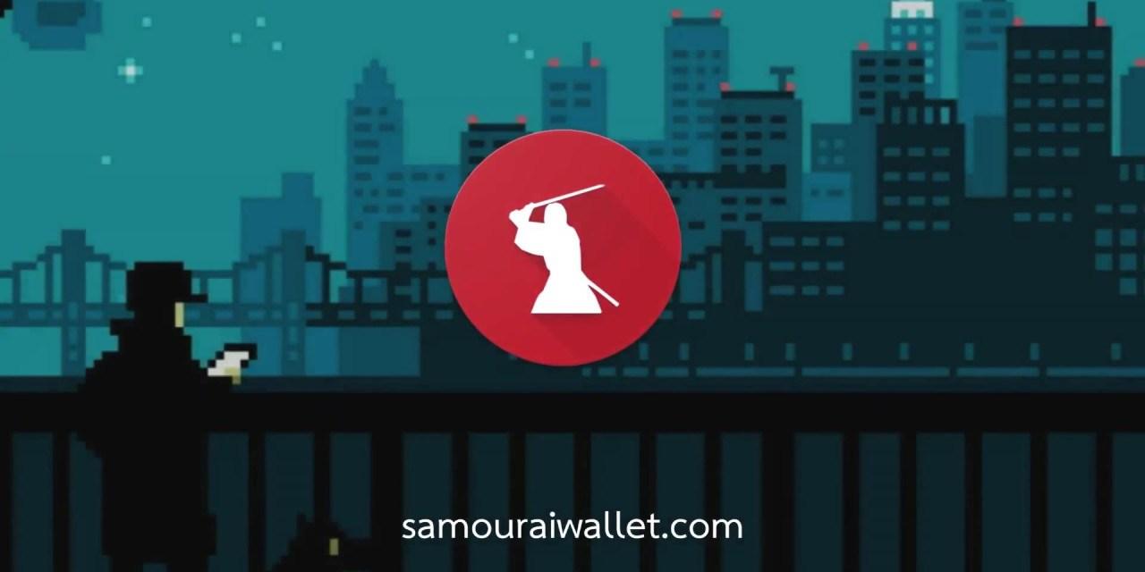Tutorial: Samourai Wallet, una cartera de bitcoins personalizable