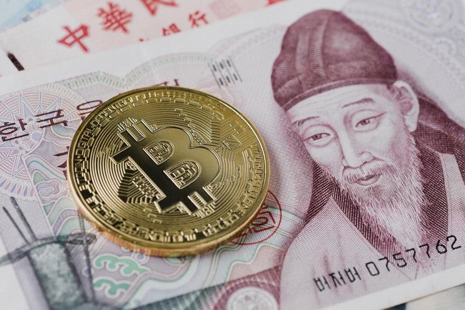 Regulación sobre mercados de criptomonedas de Corea del Sur no surte los efectos esperados