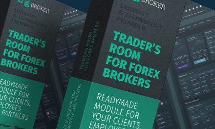 Área de operaciones de B2Broker facilita las labores de profesionales del trading