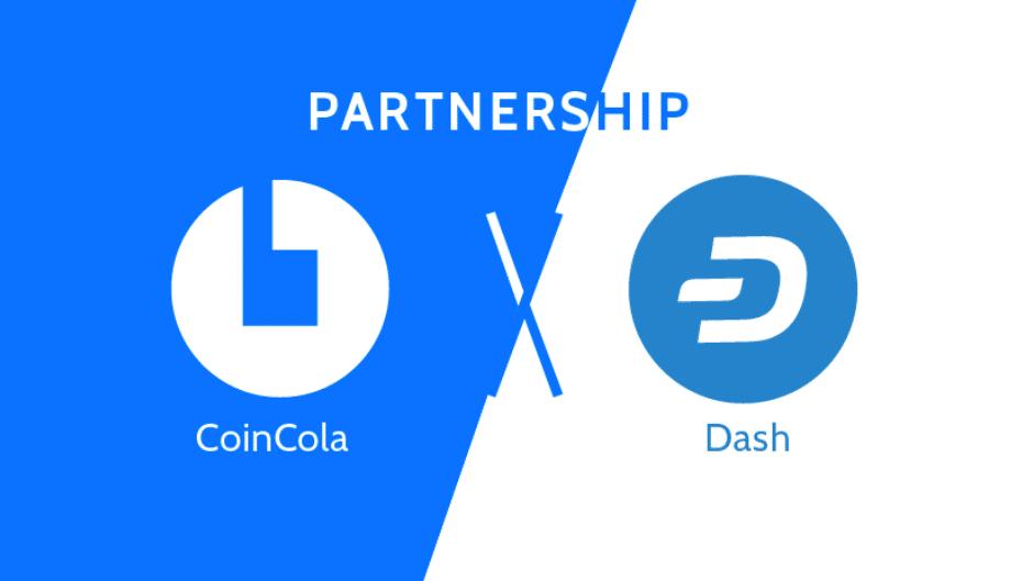 Casa de cambio CoinCola se asocia con Dash y se lanza en Venezuela