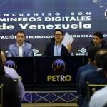 Reunión entre la Sunacrip y los mineros de criptomonedas deja tareas pendientes en Venezuela