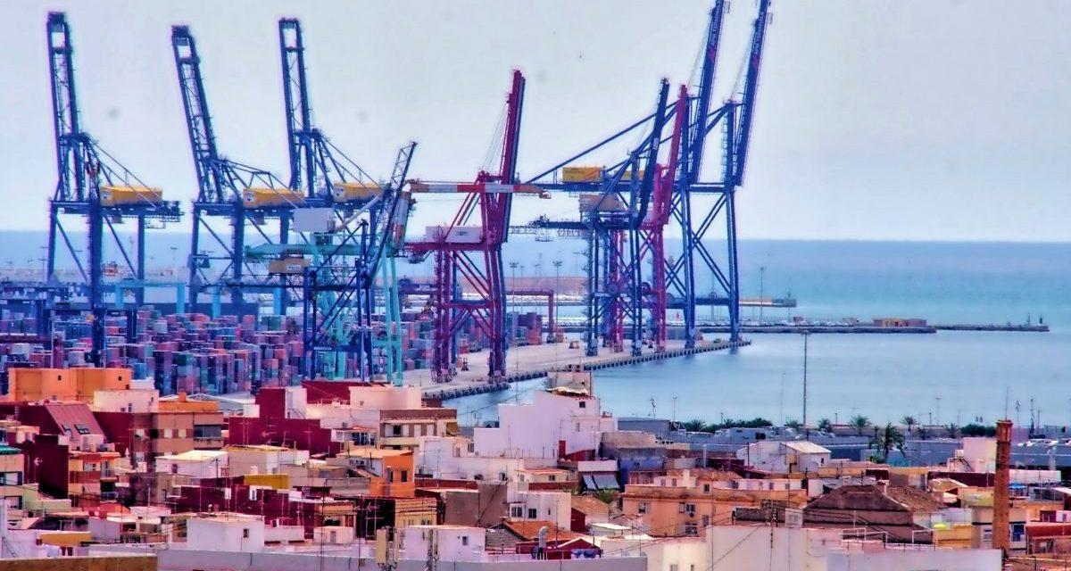 Puerto de Valencia usará la blockchain de IBM y Maersk en su logística