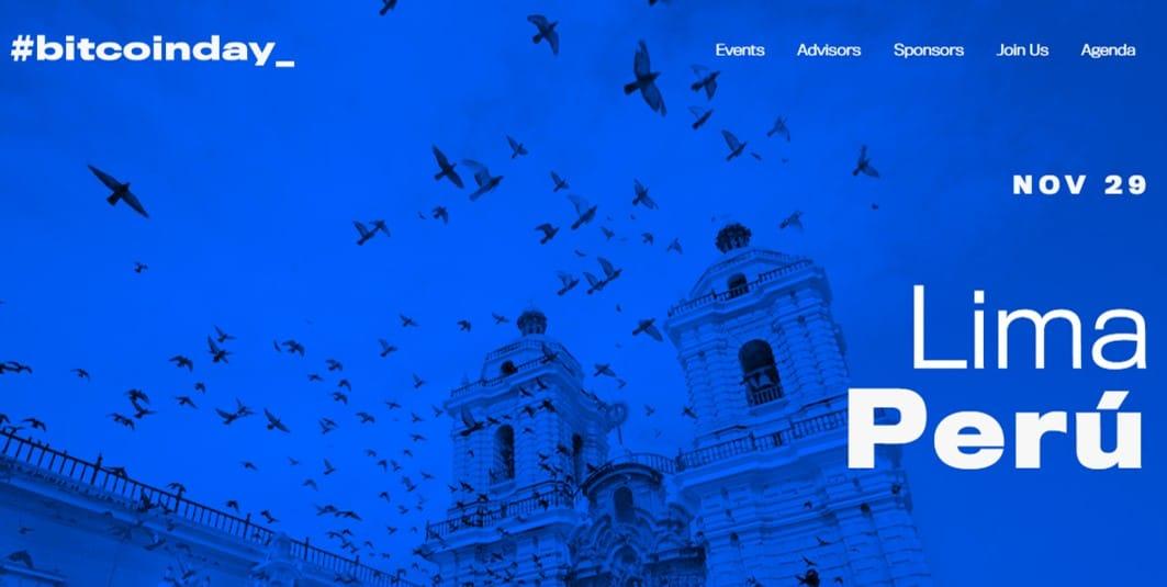 Lima será la sede del primer BitcoinDay de Perú
