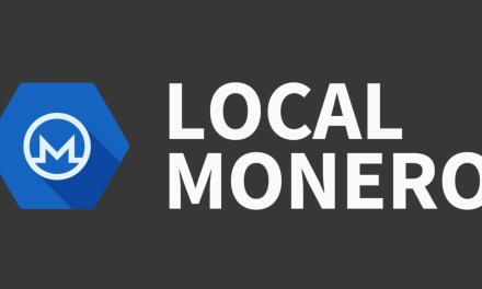 LocalMonero, una forma sencilla de comprar y vender XMR