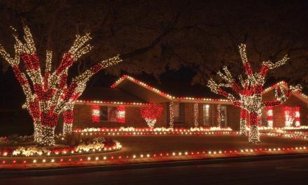 Bitcoin consume mucha energía, las luces de navidad también