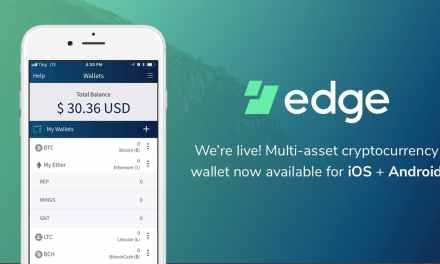 Aprende a usar Edge Wallet, una cartera multimonedas a prueba de olvido